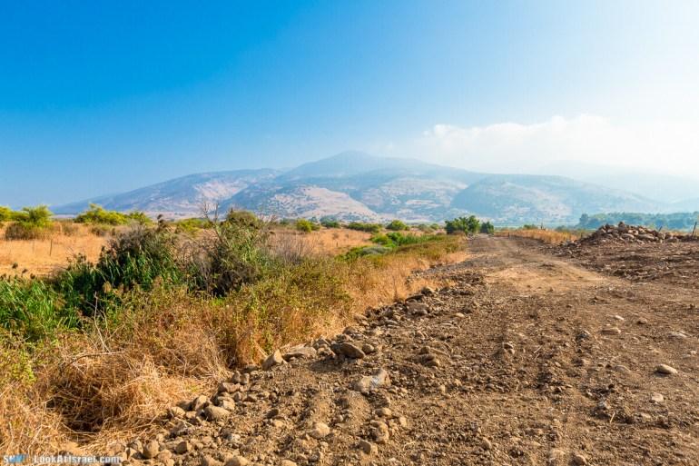 Израильская тропа, участок 1 Дан - Кфар Гилади| Israel National Trail | שביל ישראל, קטע 1 דן - כפר גלעדי | shvil.LookAtIsrael.com - Фото путешествия по Израилю