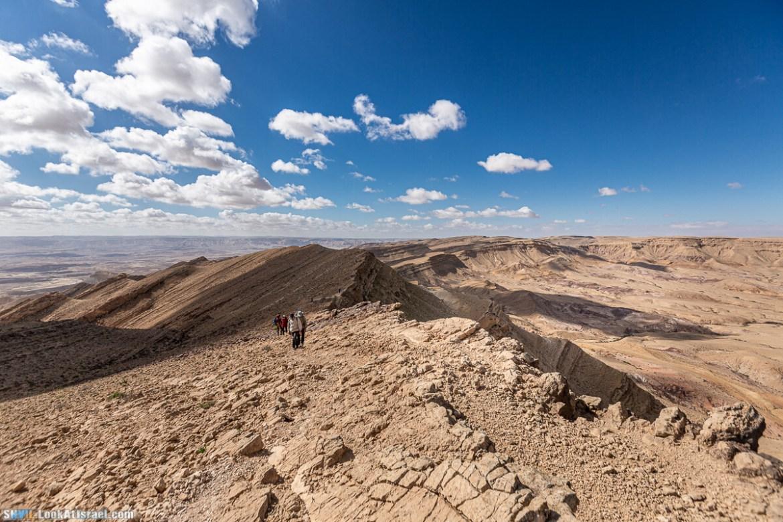 Израильская тропа, участок 32 Гора Карболет | Israel National Trail 32 Mt Karbolet | שביל ישראל, קטע 32- הר כרבולת | shvil.LookAtIsrael.com - Фото путешествия по Израилю