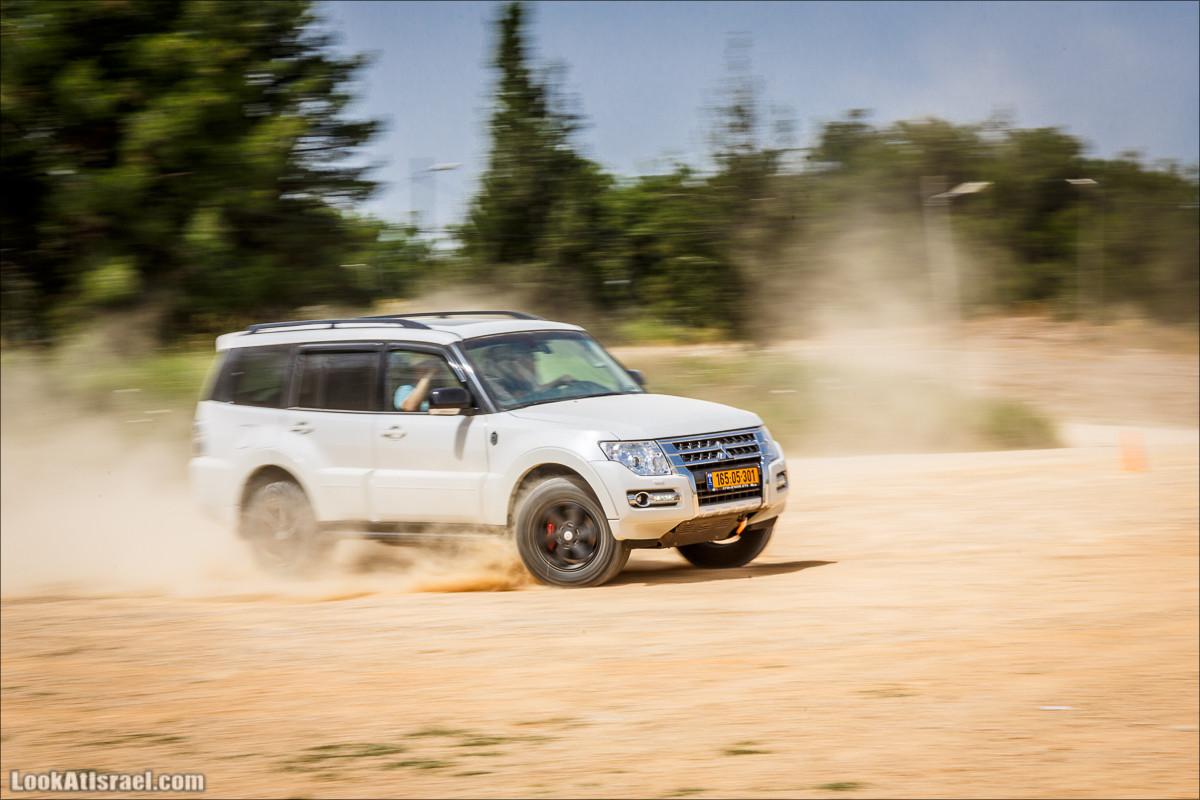 Курс вождения по бездорожью | Ралли | LookAtIsrael.com - Фото путешествия по Израилю