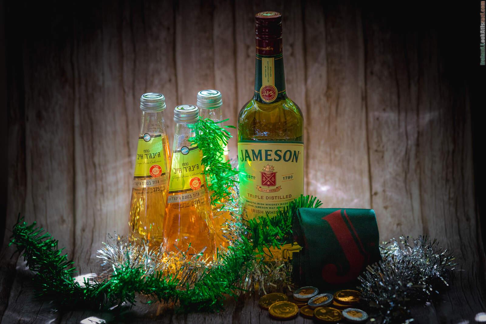 Ирландский виски Jameson
