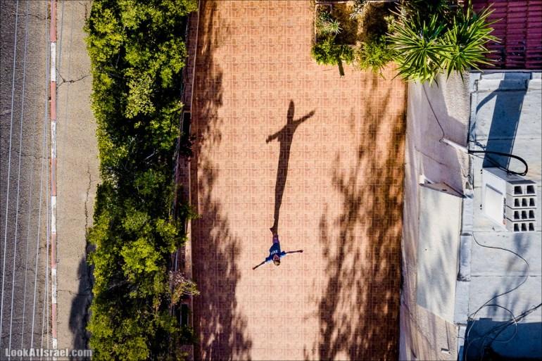 Вид сверху на Израиль | LookAtIsrael.com - Фото путешествия по Израилю