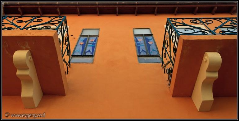 Тель-Авивские балконы | LookAtIsrael.com - Фото путешествия по Израилю