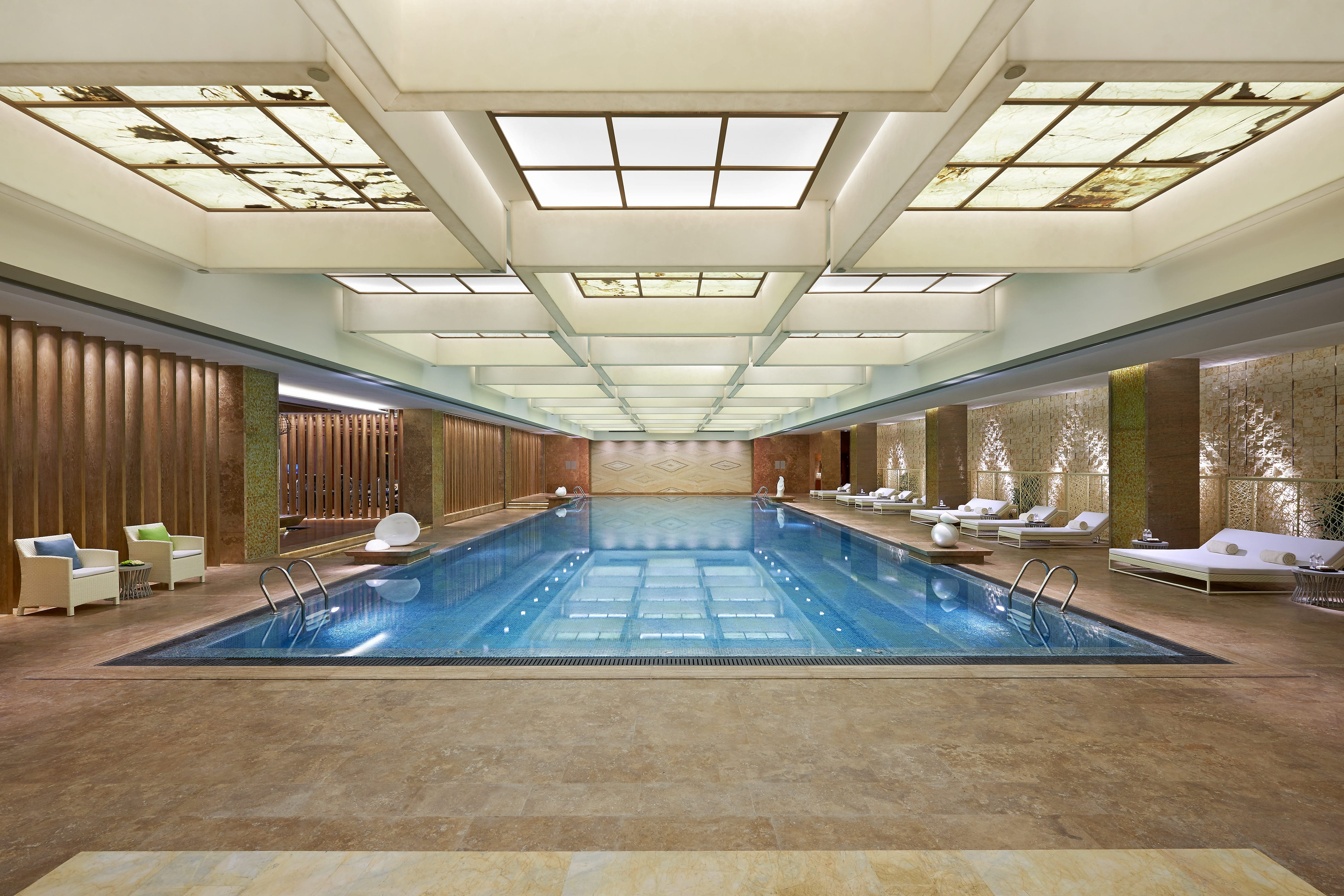 Luxury Wellness Amp Spa Pudong Mandarin Oriental Shanghai