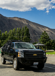 First stop of the Canadian Rockies trip. Outside Wenatchee