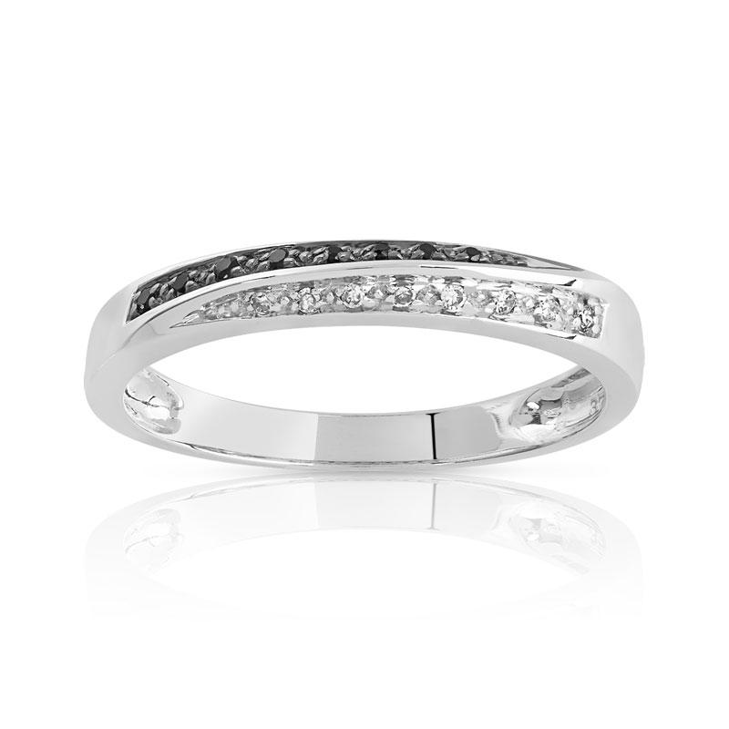 white gold jewellery bijoux or blanc et noir