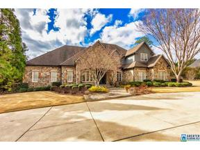 Property for sale at 1073 Legacy Dr, Hoover,  Alabama 35242