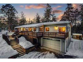 Property for sale at 28993 Hummingbird Hill Road, Conifer,  Colorado 80433