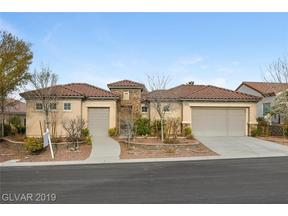 Property for sale at 2370 Ozark Plateau Drive, Henderson,  Nevada 89044