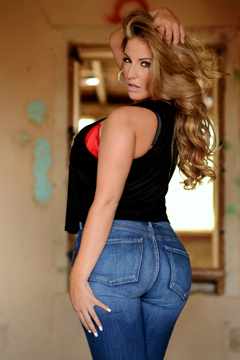 Ashley Alexiss Model Los Angeles California Us