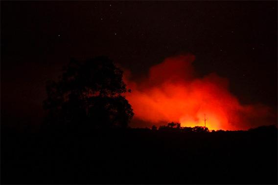 Fires in Tripa.