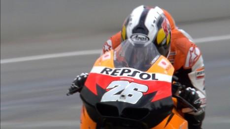 Brno 2011 - MotoGP - QP - Highlights