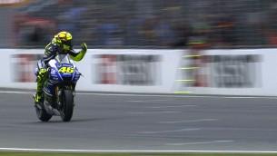 MotoGP Australia Race Rossi