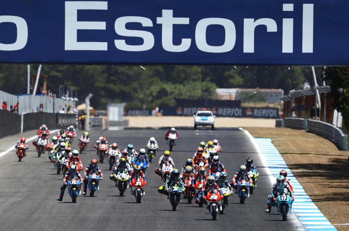 Hasil gambar untuk Foggia, Granado, Melgar and González win in Estoril