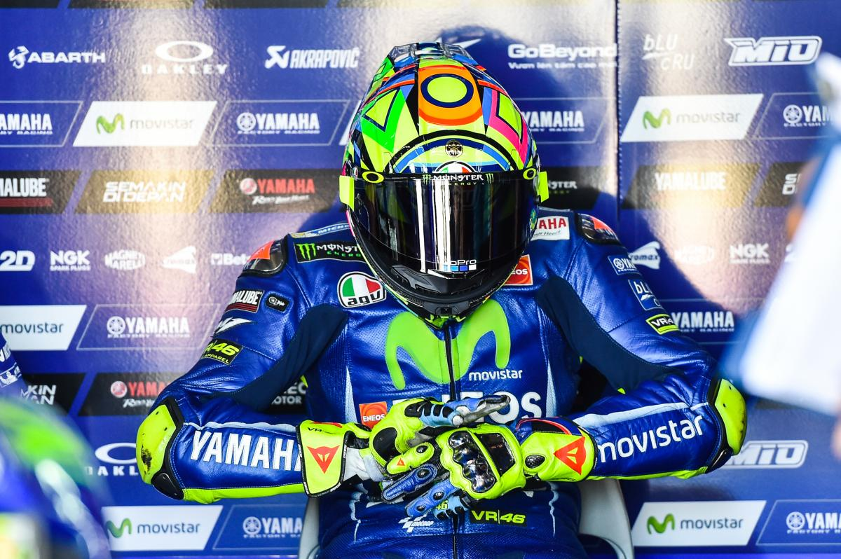 """Hasil gambar untuk VR46 on rivals and a tenth title: """"We can do more than 2017"""""""
