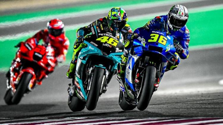 Miller, il sultano dei Test Ufficiali 2021   MotoGP™