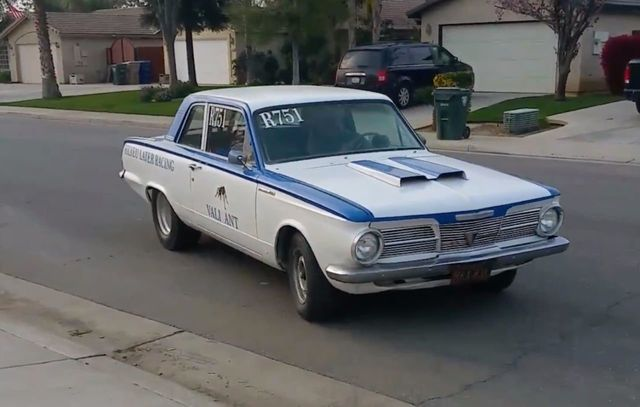 1965 Plymouth 2 Door Valiant