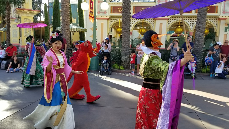 LUNAR NEW YEAR 2019 'Year of the Pig' at Disney California Adventure brings back popular offerings; entertainment, food