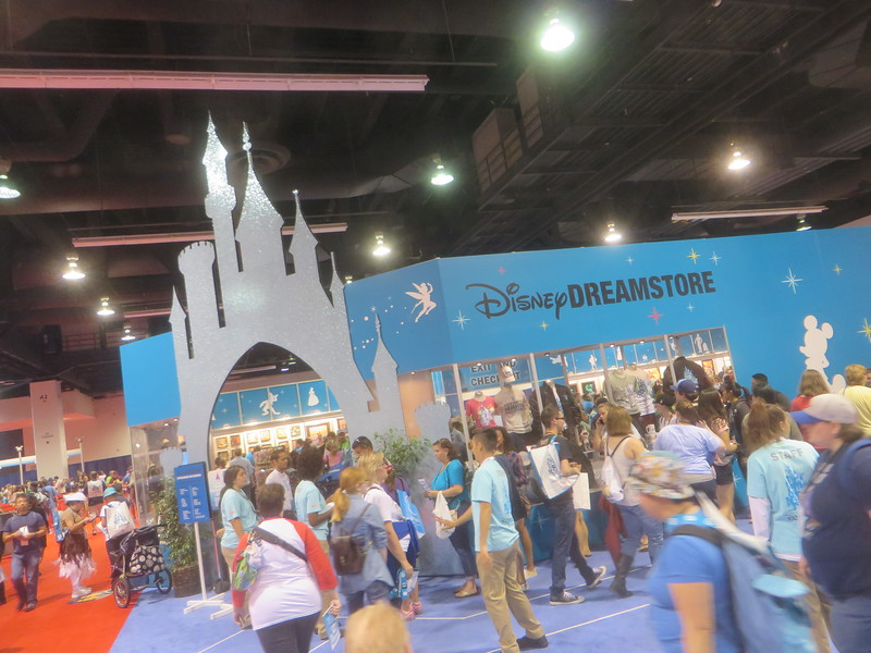 DREAM STORE returning once more to D23 Expo, exclusive merch opportunities
