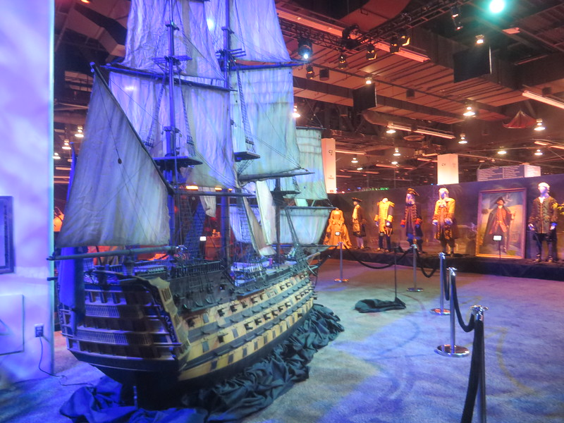 IN DEPTH: #D23Expo assembles impressive collection celebrating 50+ years of DISNEY PIRATES