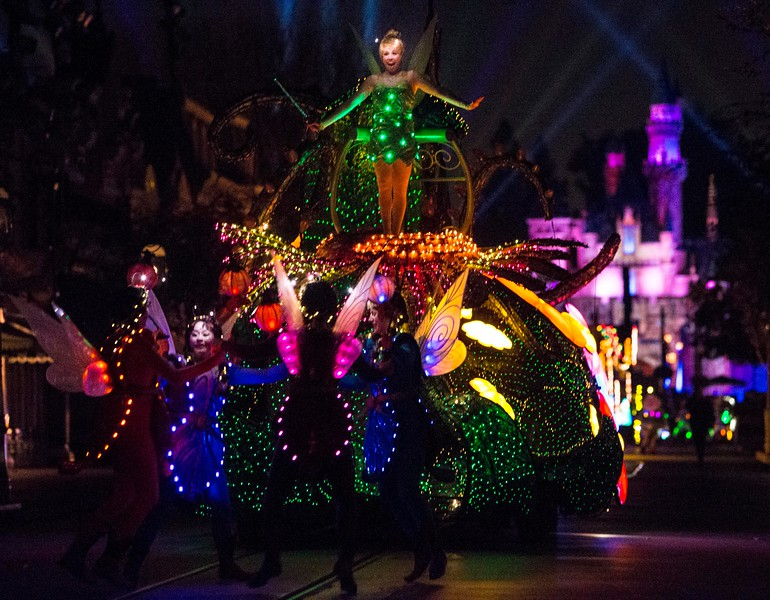 MAIN STREET ELECTRICAL PARADE is coming back… again