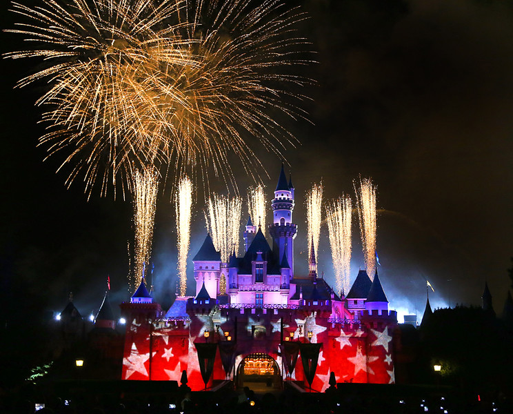 DISNEYLAND: Patriotic finale will accompany Pixar fireworks this Independence Day, plus more