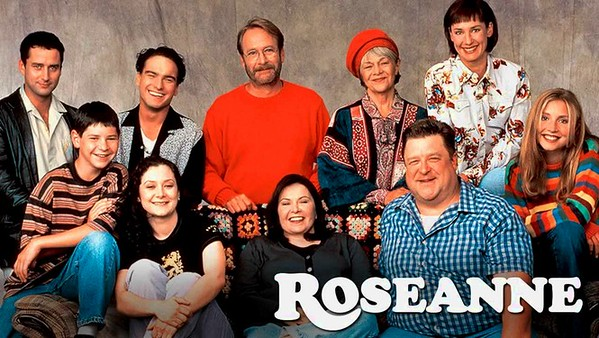 Image result for roseanne abc
