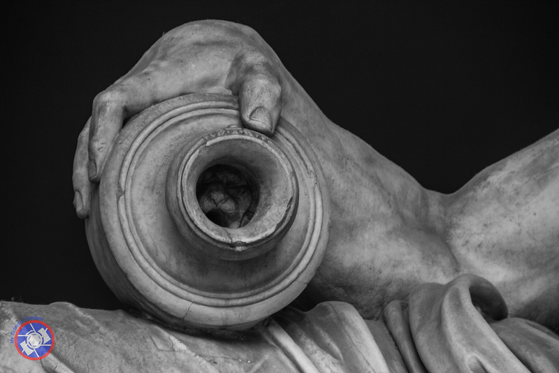 Details from One of the Largest Sculptures in the Museum (©simon@myeclecticimages.com)