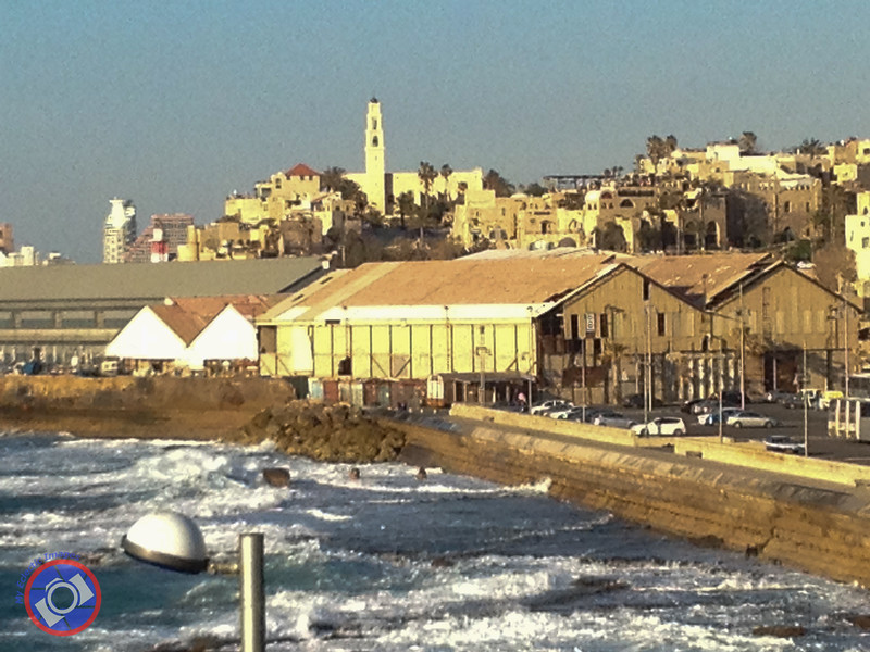 View of the Waterfront in Jaffa (©simon@myeclecticimages.com)