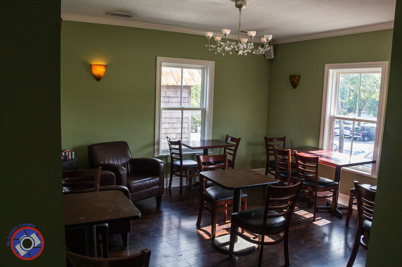 Upstairs Dining at the Cordova Street Location (©simon@myeclecticimages.com)
