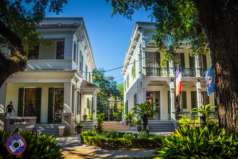 Degas House in New Orleans (©simon@myeclecticimages.com)