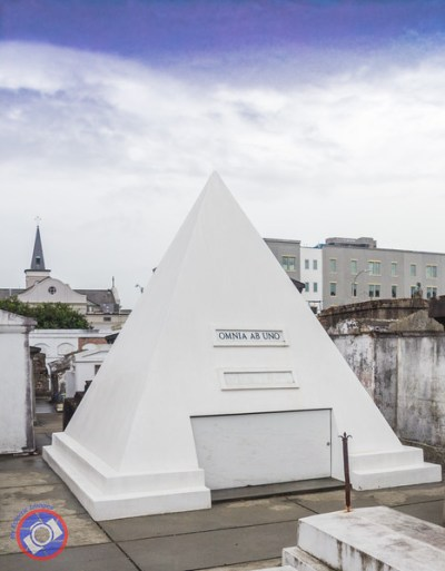 The Future Resting Place of Nicolas Cage in St Louis Cemetery (©simon@myeclecticimages.com)