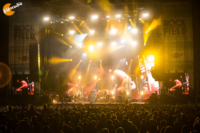 Muse @ Rock-A-Field Festival 2015
