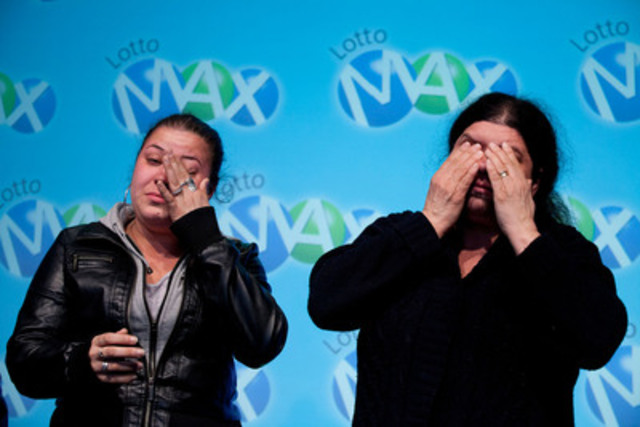 Emotional Lottery Winners