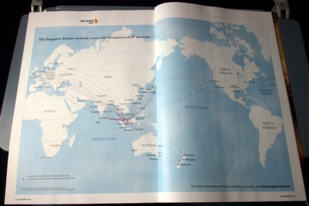 singapore airlines route map » Full HD MAPS Locations - Another ...