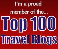 Top 100 Travel blogs site