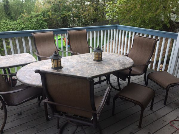 elbertex by glen raven patio furniture