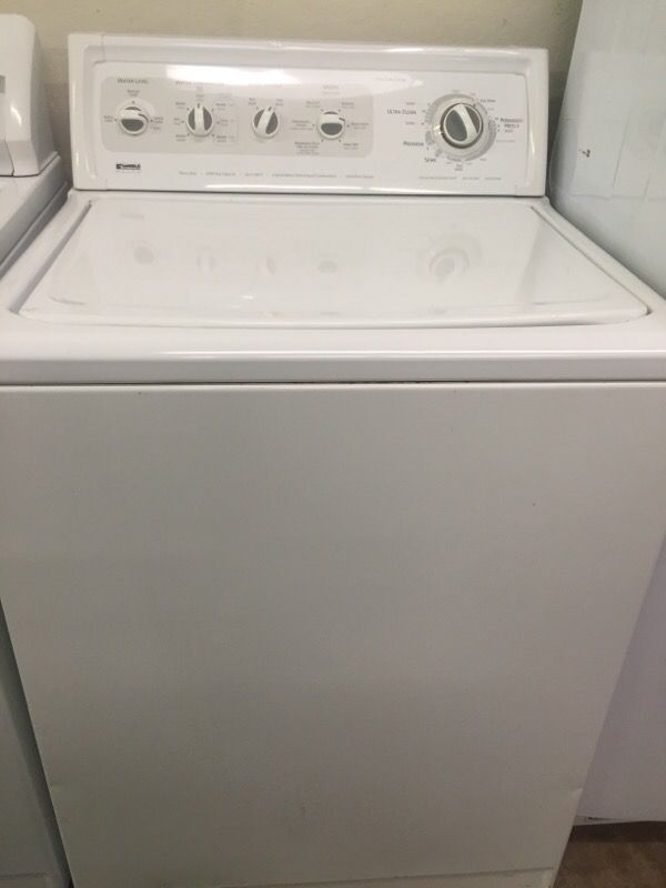 Kenmore Elite Washer Machine King Size Capacity For Sale