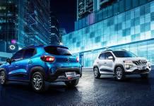 Renault Kwid City K-ZE