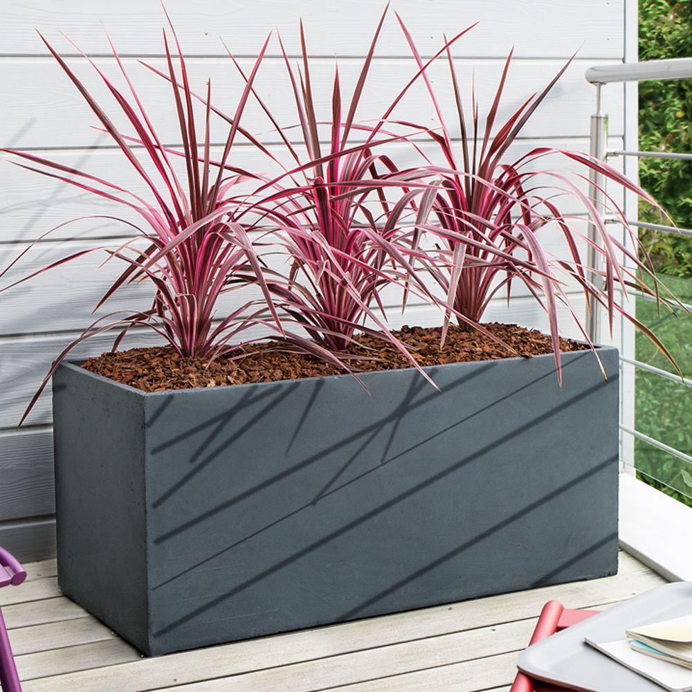 Bac Plante Bois Exterieur Simple Tous Nos Pots Bacs Et