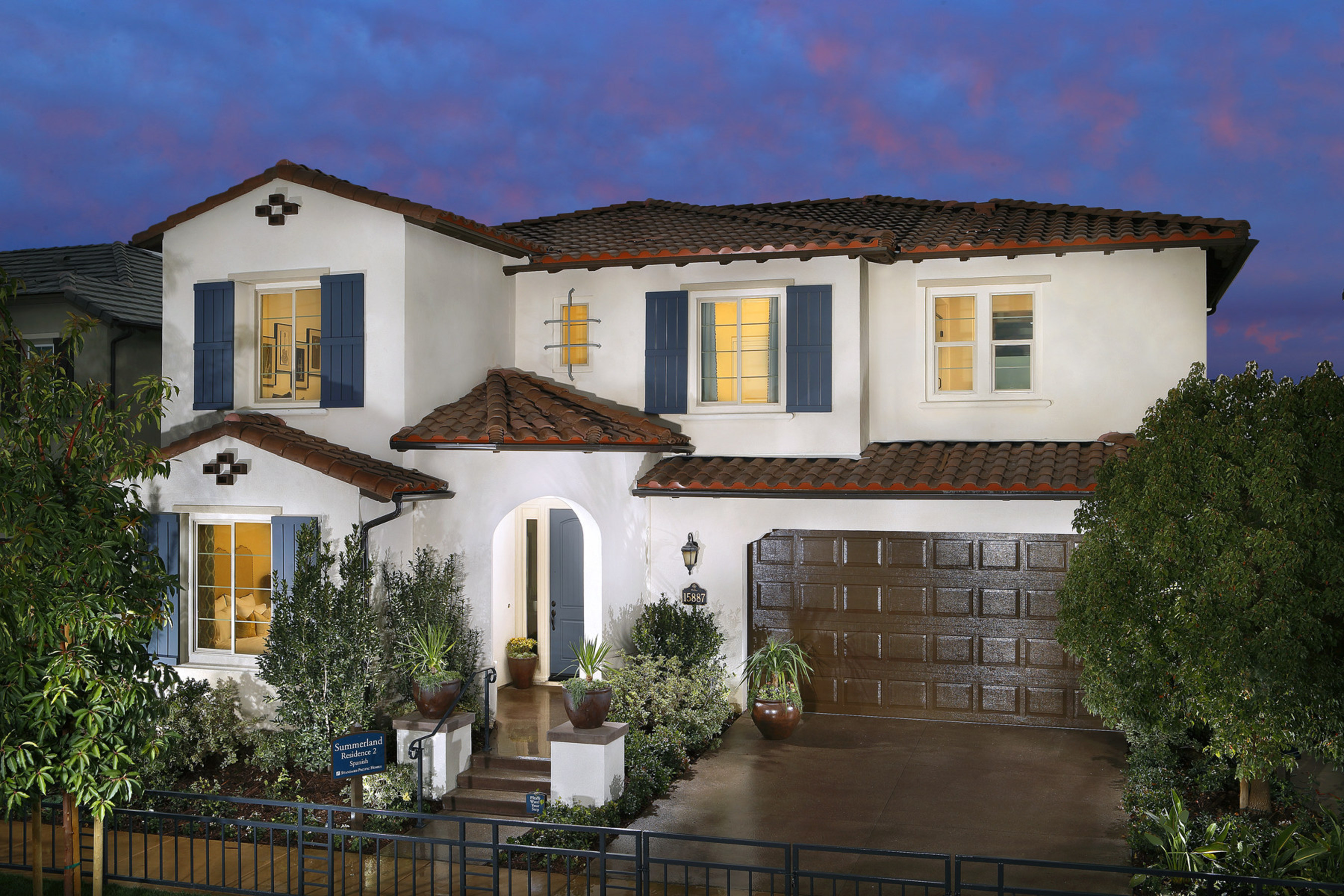 Standard Pacific Homes Debuts New Homes In San Diego County