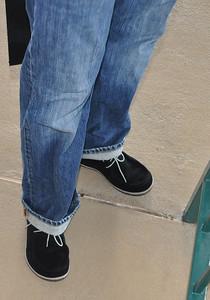 Oak Black Oil Suede Vivo Barefoot shoes by Terra Plana