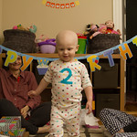 Another birthday banner from Grandma
