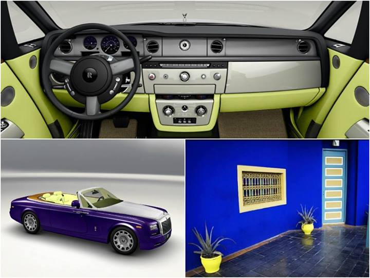 Rolls-Royce Motor Cars Latest Pictures