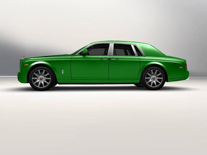 Rolls-Royce Motor Cars Latest Pictures (1)