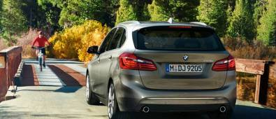 The first-ever BMW 2 Series Active Tourer - Latest Car Pictures (6)