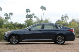 Hyundai Genesis Latest Car 2015 Pictures (3)