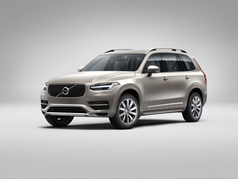 Volvo Xc90 Swedish Model 2015 Short review & Pictures (2)