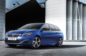 Peugeot French car 308 GT PEUGEOT 2014 2015 Pictures (6)