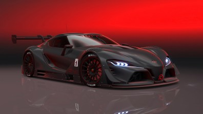 Toyota Ft-1 Vision 2015 Racing Car Hd Pictures (9)