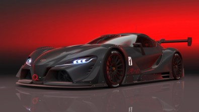 Toyota Ft-1 Vision 2015 Racing Car Hd Pictures (1)